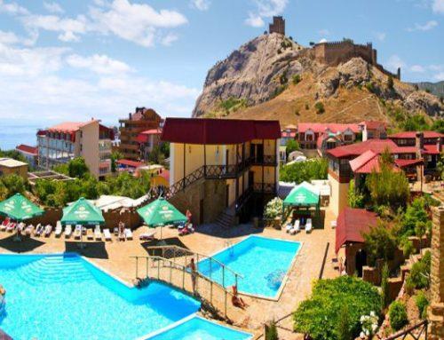 Отель «Бастион» Отдых в Крыму — Судак