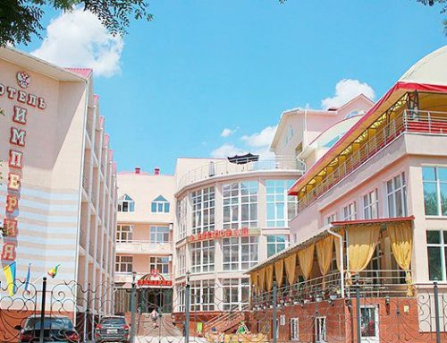 Санаторно-оздоровительный комплекс «Империя» Отдых в Крыму — Евпатория