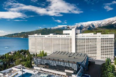 Отель Ялта-Интурист.Ялта.Крым