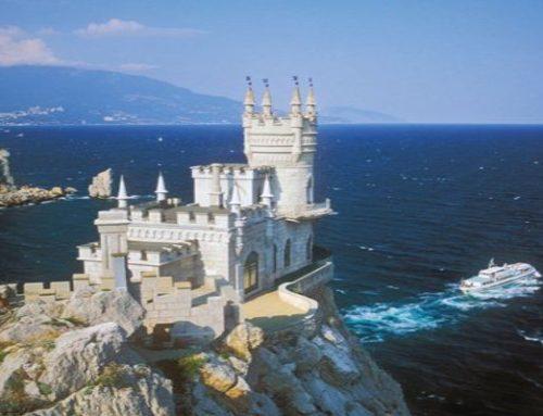 Экскурсионный тур в Крым на 5 дней, «Крымская кругосветка» (понедельник — пятница)