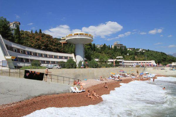 Отель Морской уголок Алушта