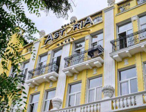 Отель «Гранд Астория» Отдых в Крыму — Феодосия