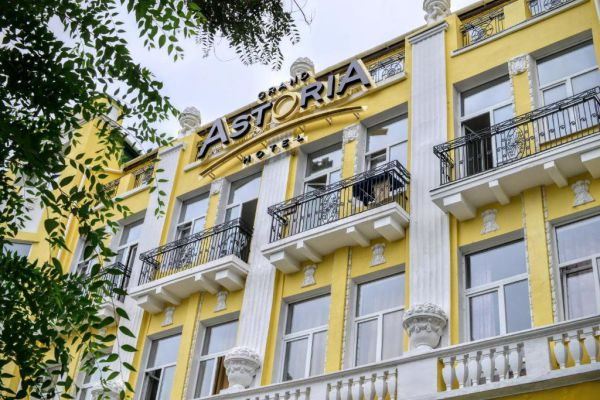 Отель Гранд Астория Феодосия