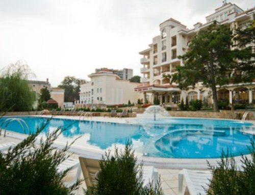 Отель «Грей ИНН» Отдых в Крыму — Феодосия