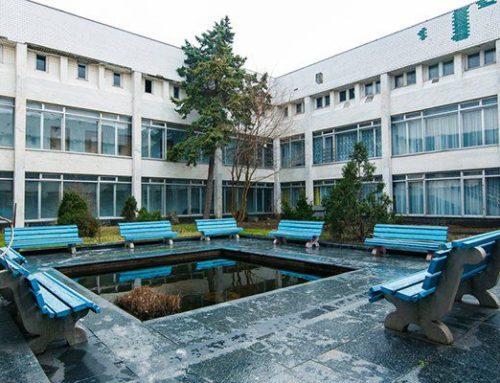 Отели и Санатории Западного берега Крыма