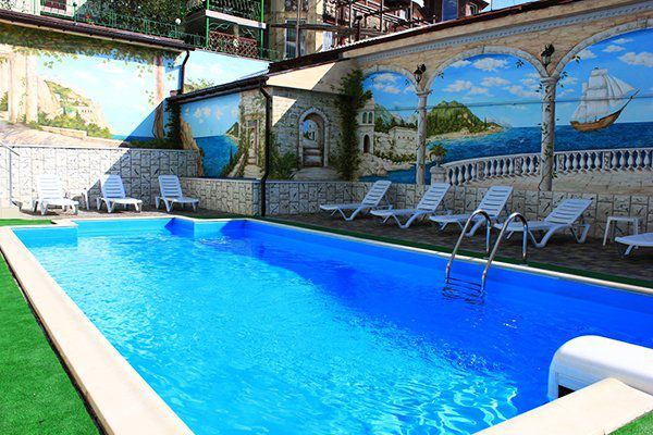 Отель Прага Алушта Крым