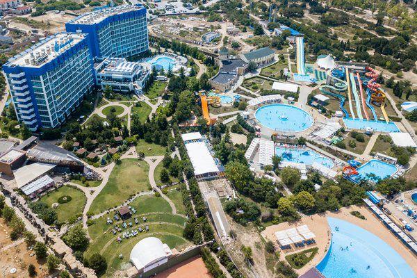 Отель Аквамарин Резорт и СПА Севастополь