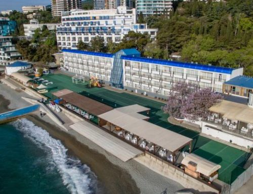 Эко-отель «Левант» Отдых в Крыму — Ялта