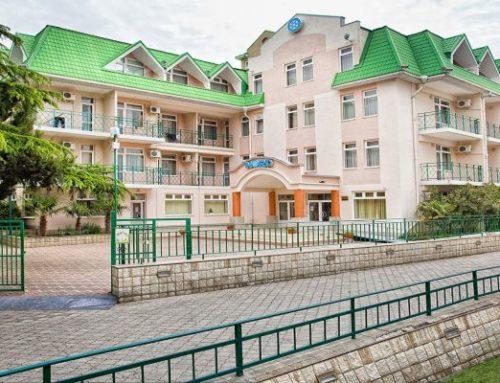 Отель «Норд» Отдых в Крыму — Алушта