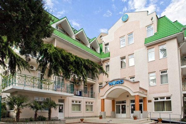Отель Норд Алушта Крым