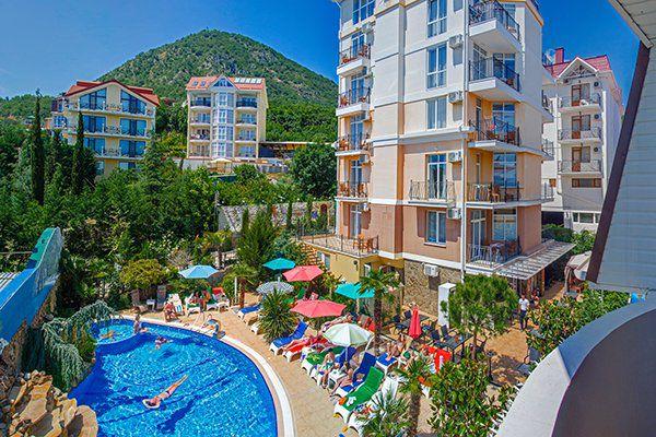 Отель Вилла Валентина Крым