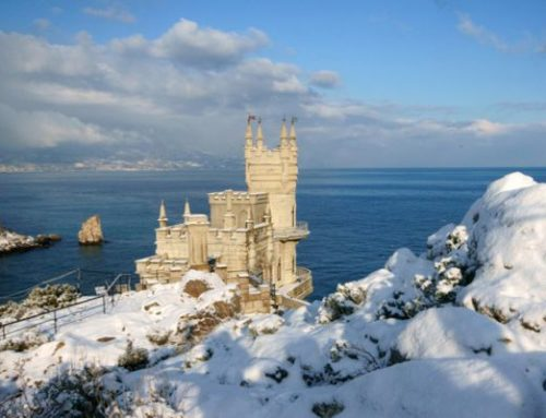 Новый год 2020 в Крыму (Евпатория, Судак, Ялта, Алушта, Феодосия, Саки, Севастополь)