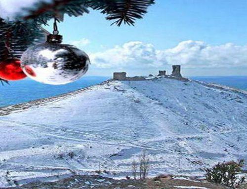 «Крымская кругосветка на Новый год», 6 дней