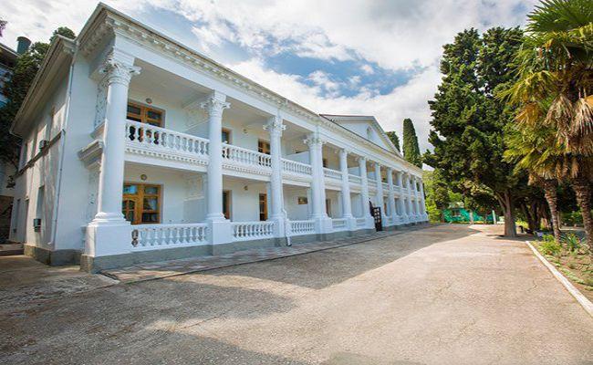 Отель Совиньон Алушта Крым