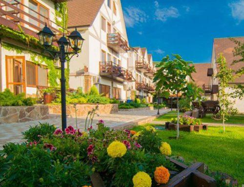 Эко-отель «Альпийская долина» | Алушта |Отдых в Крыму