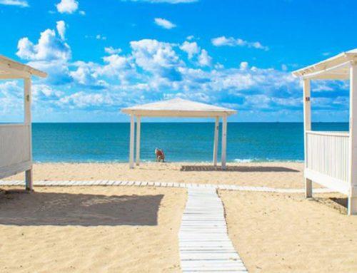 Отели в Крыму на берегу моря 1-линия