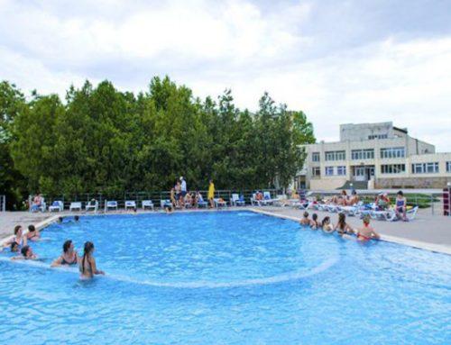 Отель «Таврида Мыс Лукулл» Бахчисарайский район Крым