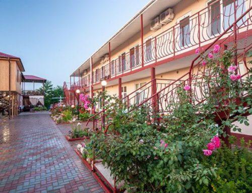 Отель «Ласточка 117» Феодосия Крым