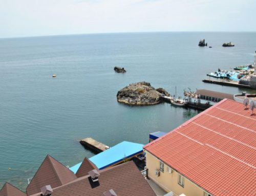 Отель «Мелисса» эконом Алушта отдых в Крыму