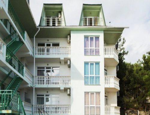Отель «Чайка» | Малореченское Алушта | отдых в Крыму