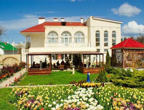 «Апартаменты Херсонес» Севастополь Крым