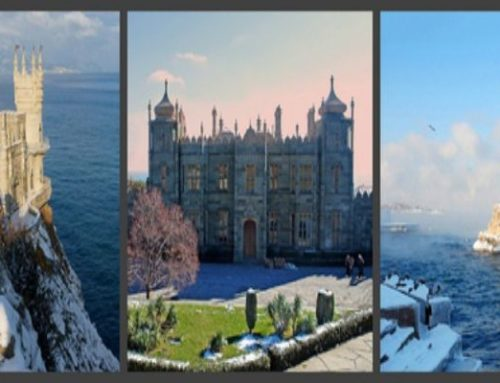 Крымская кругосветка 2 на Рождество тур на 5 дней