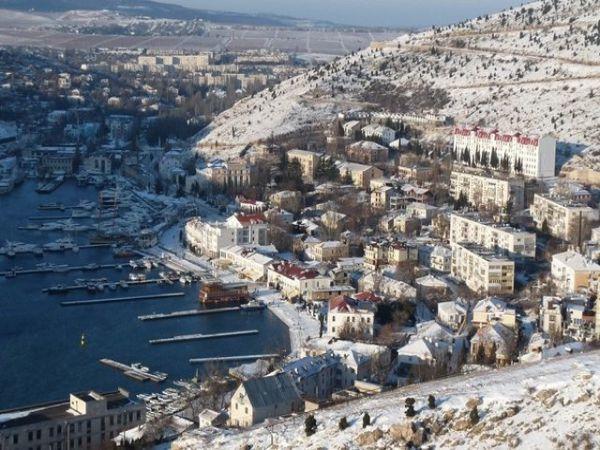 Крымская кругосветка на Рождество