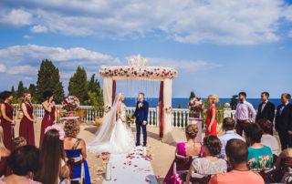 ИваМария в Алуште - свадебные мероприятия