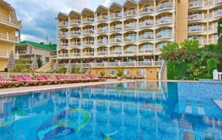 ИваМария - Курортный комплекс в Крыму