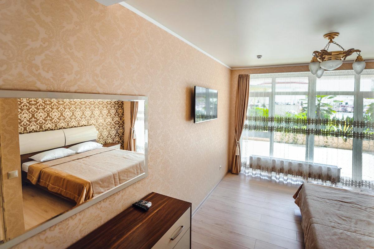 Релакс семейные апартаменты - КК ИваМария