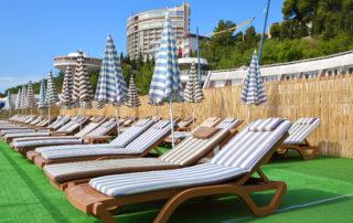 Отдых в Крыму у моря - отель ИваМария в Алуште