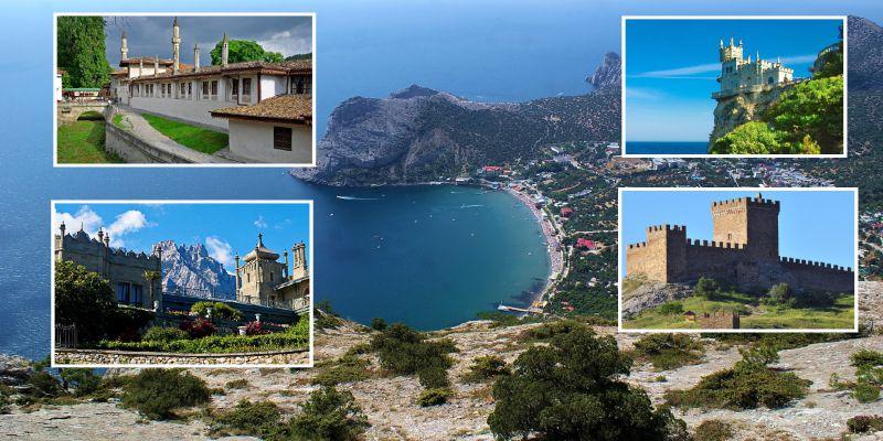 Весь Крым 8 дней Экскурсионный тур