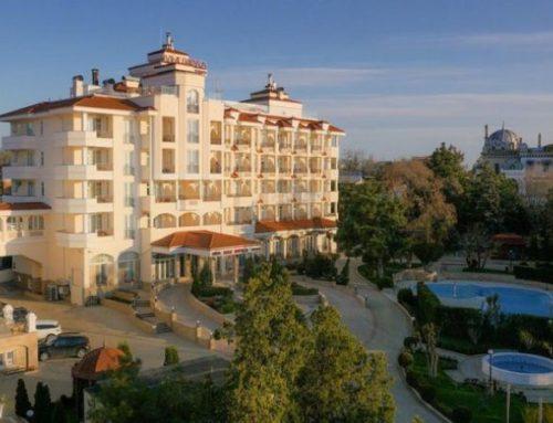 «Алые паруса» отель г. Феодосия Крым