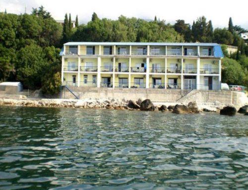 Гостиница «Ассоль» Симеиз Ялта Крым