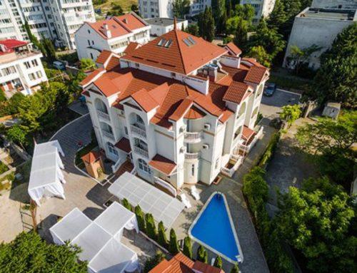 Гостиница «Atrium-King's Way» / «Атриум Кинг Вэй» Севастополь Крым