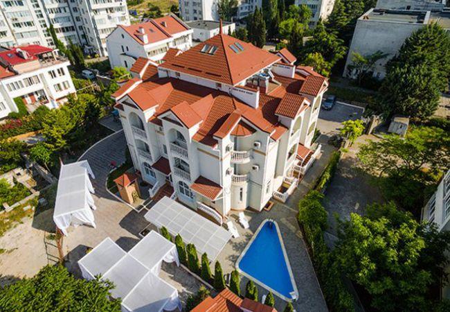 Отель Атриум Кинг Вэй Севастополь