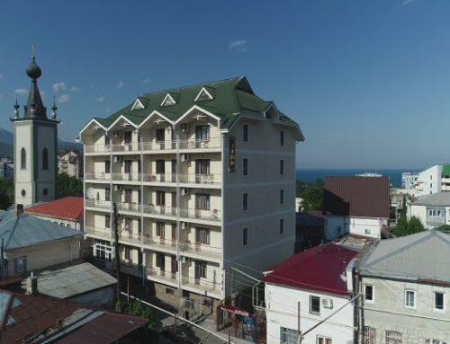 Отель «Крым» Алушта Крым