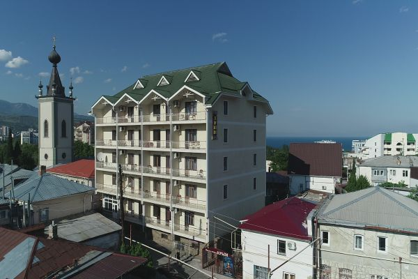 Отель Крым Алушта