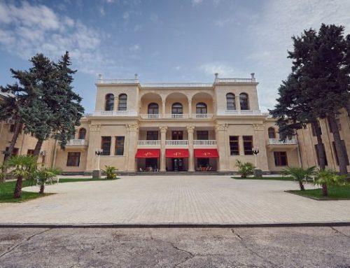 Отель Дача Рахманинов Ялта Кореиз Крым