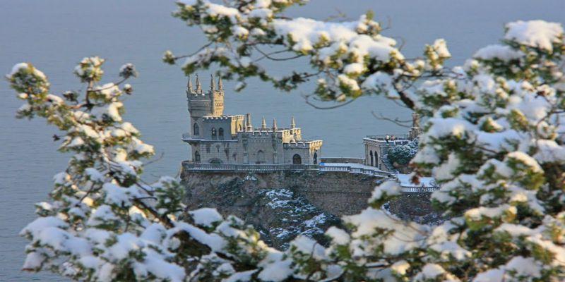 Крымский треугольник на Новый год и Рождество тур на 6 дней